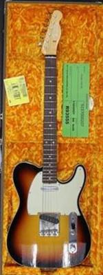 Fender 60 Tele Closet Classic 3TS