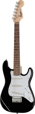Fender Squier Mini Strat V2 BK IL