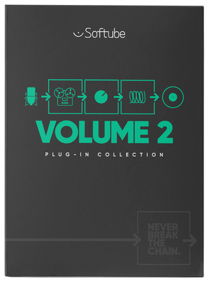 Softube Volume 2 Upgrade Volume 1