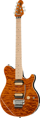 Music Man Axis Trans Gold Quilt MN