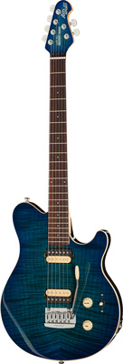 Music Man Axis Super Sport BB Flame RW