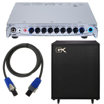 Gallien Krueger MB800 Bundle 3