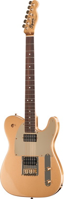 Fender SQ J5 Telecaster Frost Gold IL