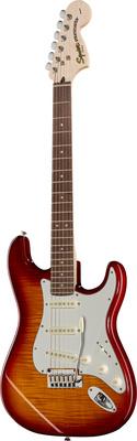 Fender SQ Standard Strat FMT AMB IL