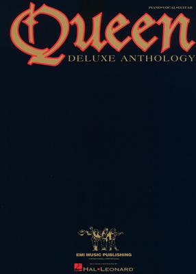 Hal Leonard Queen: Deluxe Anthology