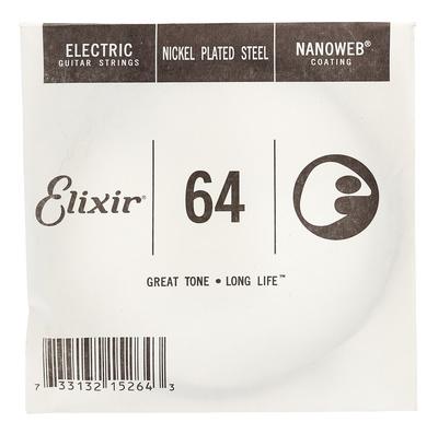 Elixir .064 Electric Guitar