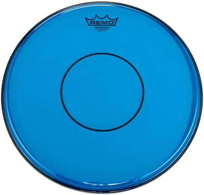"Remo 14"" Power. 77 Colortone Blue"