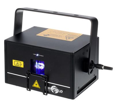 Laserworld DS-1000 RGB B-Stock