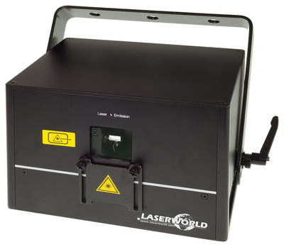 Laserworld DS-3000 RGB B-Stock