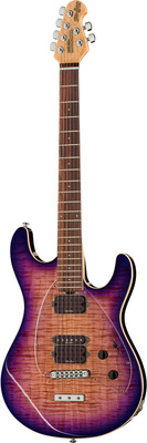 Music Man Steve Morse Y2D Flame PS