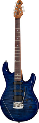 Music Man Luke III BFR HSS Blueberry FM