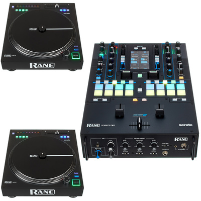 Rane Battle Controller Bundle