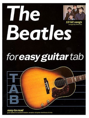 Hal Leonard The Beatles For Easy Guitar