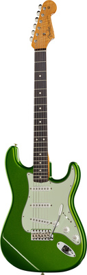 Fender 1960 Strat NOS Lime Green