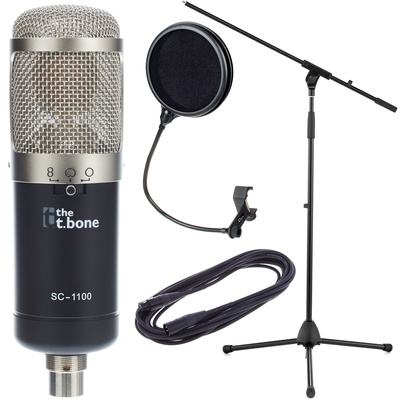 the t.bone SC 1100 Value-Set