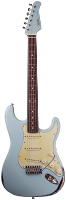 Xotic Guitars XSC-1 RW Sonic Blue over Blk