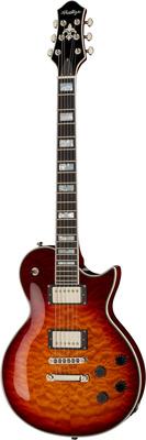 Prestige Guitars Heritage Elite SB QM