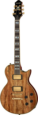 Prestige Guitars Heritage Premier Spalt Maple