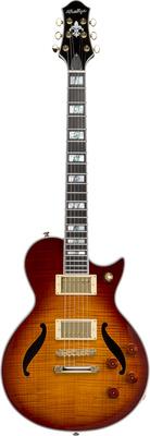 Prestige Guitars Heritage Hollow FM SB AA