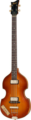 Höfner Violin Bass 500/1 Relic 63 LH