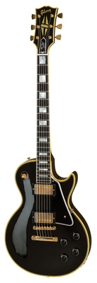 Gibson LP 57 Black Beauty Gloss