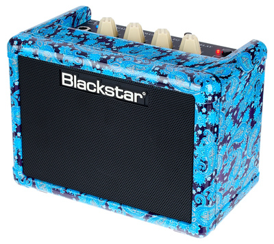 Blackstar Fly3 Bluetooth Purple Paisley