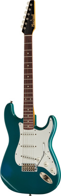 Macmull Guitars S-Classic Lake Placid RW