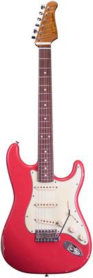 Xotic Guitars XSC-1 RW Fiesta Red