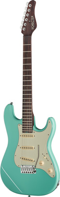 Schecter Nick Johnston USA Signature AG