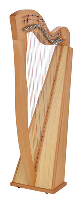 Thomann SQB Celtic Harp Beech  B-Stock