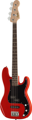 Fender SQ Affinity P-Bass PJ Red IL