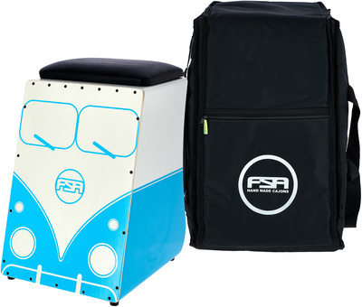 FSA Limited Series Cajon Blue Bus