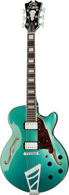 DAngelico Premier SS Ocean Turquoise