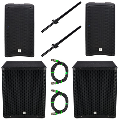 the box pro DSP 112 / 18 Power Bundle