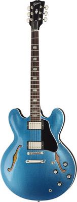 Gibson ES-335 Ice Blue Metallic