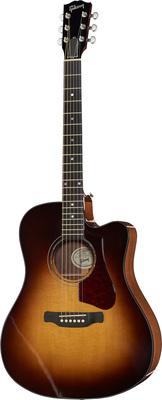 Gibson Hummingbird Walnut Burst CEQ