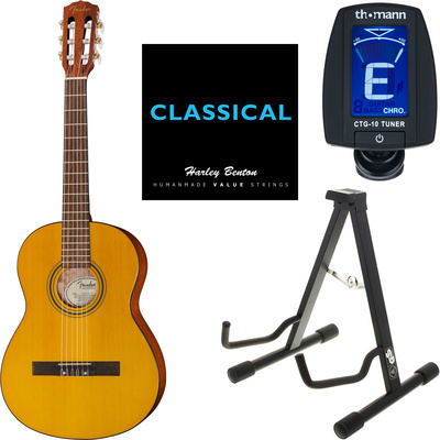 Fender ESC80 Educational 3/4 N Bundle
