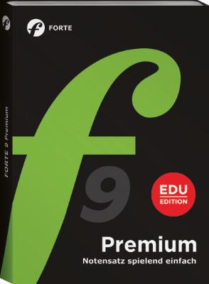 Lugert Verlag Forte 9 Premium EDU