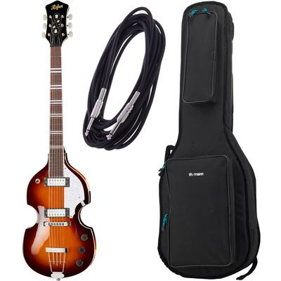 Höfner Ignition Violin Guitar Bundle