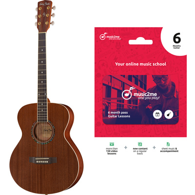Harley Benton CG-45 NS Bundle