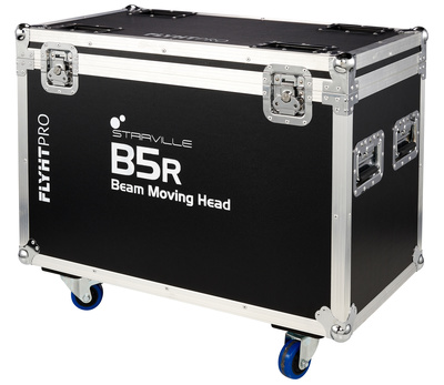 Flyht Pro B5R Beam Tour Case 2in B-Stock