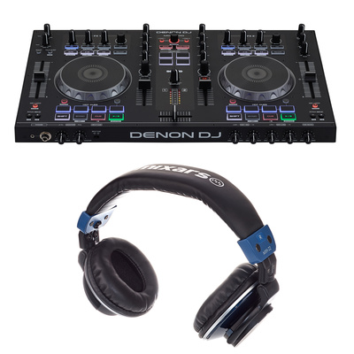 Denon MC4000 Bundle