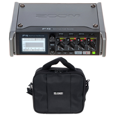 Zoom F4 Bag Bundle