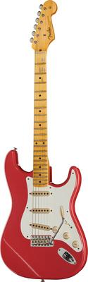 Fender 57 Strat Relic Fiesta Red