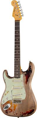 Fender Rory Gallagher Relic Strat LH