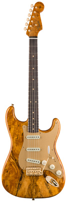 Fender Artisan Spalted Maple Strat