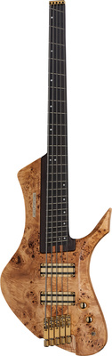 Claas Guitars Leviathan Bass 5 HDL BBRL