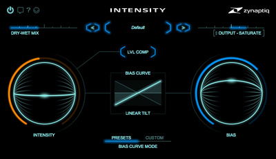 Zynaptiq Intensity