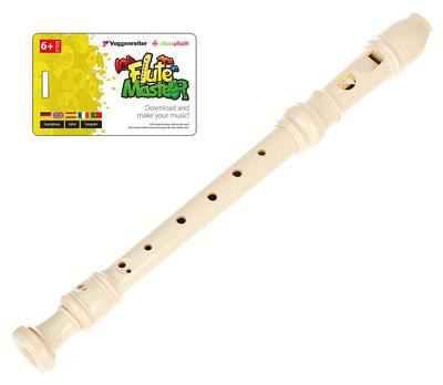 Voggenreiter Flute Master Soprano Recorder