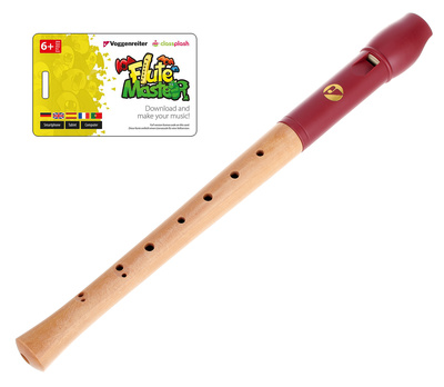 Voggenreiter Flute Master wood/plastic bar.